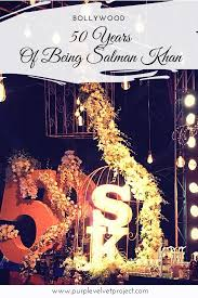 salman khan who has been celebrating ganesh chaturthi for more 50 years of being salman khan