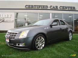 2008 cadillac cts 4 2008 thunder gray chromaflair cadillac cts 4 awd sedan 21867633