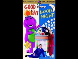 Opening Closing To Barney U0026 by Barney Good Day Good Night Videos Vidoemo Emotional Video Unity
