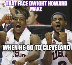 Dwight Howard Memes - meme maker nba meme generator