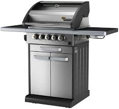 Backyard Grill 3 Burner Fevr Icon 3 Burner Propane Gas Grill With Side Burner U0026 Reviews