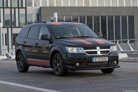 Dodge Journey Modified - carscoop 2011 dodge journey sr rally look special by irmscher