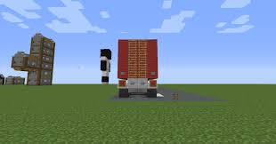 minecraft truck trailer truck screenshots show your creation minecraft forum