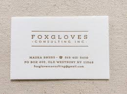 Calling Business Cards Letterpress Printed Business Cards Dinglewood Design U0026 Press