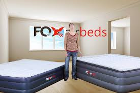 fox inflatable air bed in depth review airbedhub com