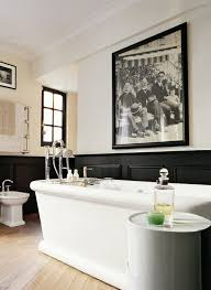 Wainscoting Bathroom Ideas Colors Best 25 Black Wainscoting Ideas On Pinterest Guest Bathroom