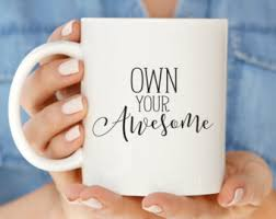 Awesome Coffee Mugs Awesome Coffee Mug Etsy