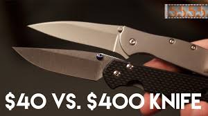 40 vs 400 knife what u0027s the difference kershaw leek u0026 chris