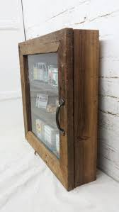 the 25 best rustic medicine cabinets ideas on pinterest wood