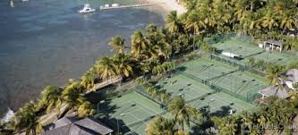 hotel curtain bluff resort antigua and barbuda book with