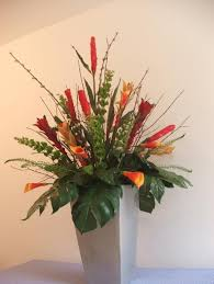 Flower Home Decoration by Home Decoration Simple Artificial Floral Arrangements With