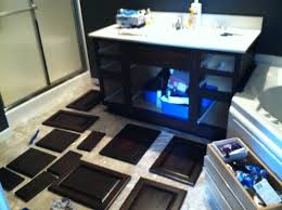 easy gel staining kitchen cabinets ideas flapjack design