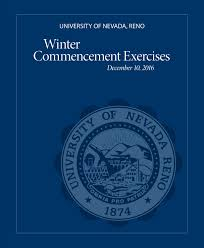 university of nevada reno 2016 winter commencement by