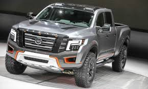 nissan titan warrior specs 2016 detroit auto show highlights autonxt