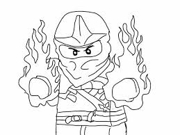 red ninja fire lego ninja coloring pages batch coloring