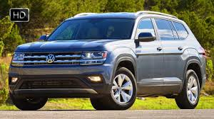 volkswagen atlas interior sunroof 2018 volkswagen atlas se 4motion 3 6l v6 design overview u0026 driving