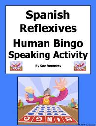 36 best spanish reflexive verbs images on pinterest daily