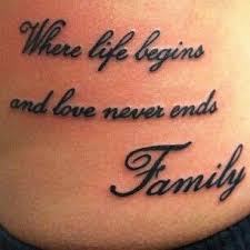 the 25 best family quote tattoos ideas on pinterest tattoo for