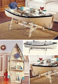 themed coffee table this nautical rowing dory coffee table is 48 inches with a