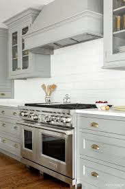 Kitchen Hood Designs Covered Range Hood Ideas Kitchen Inspiration Light Gray