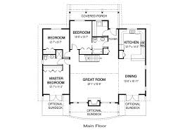 house plans sonoma 2 linwood custom homes