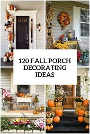 Front Porch Fall Decorating Ideas - home trends fall 2017 easy essentials for outdoor decorating diy