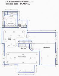l shaped ranch floor plans apartments basement floor plans lovely small basement layout