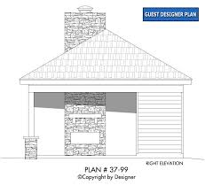 pool house plan pool house plan 37 99 house plans by garrell associates inc