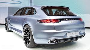 Porsche Panamera Redesign - 2018 porsche panamera sport turismo drive v