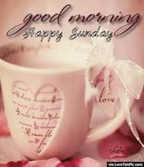 good morning happy sunday gif pictures photos and images for