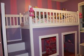 Ana White Bunk Bed Plans by Ana White Playhouse Loft Bed Diy Projects