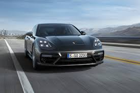 porsche panamera is the 2017 porsche panamera handsome or just better looking