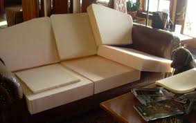 Recovering A Settee How To Choose Cushion Foam For Upholstery Naturalupholstery Com