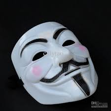 Halloween Costume Halloween Mask Mask Vendetta Guy Fawkes Scary Fancy Dress