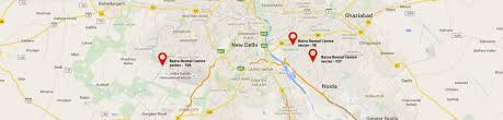 Bahadurgarh Metro Map by Contact To Ratra Dental Center Ratra Dental Care Centre Delhi Ncr