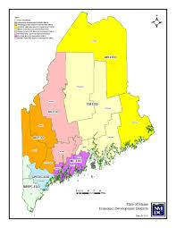 State Of Maine Map by Why Waco Sunrise County Economic Council