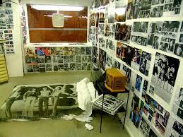 punk rock bedroom