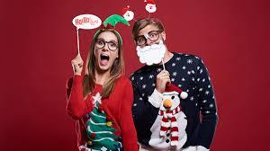 mmc celebrates ugly christmas sweater day my merry christmas