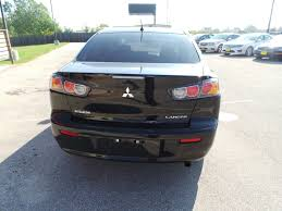 used mitsubishi lancer used mitsubishi for sale in hutto tx mac haik hutto