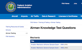 get ready new faa knowledge tests june 13th u2013 safe educational