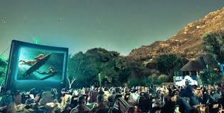 Botanical Gardens Open Air Cinema Wynberg Events Wynberg