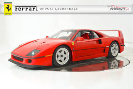 f40 for sale price used 1991 f40 for sale york ny