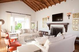 living room sconces spanish fireplace living room transitional with wall sconce espresso t