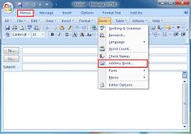 how to create an outlook address book in 2013 microsoft address book etame mibawa co