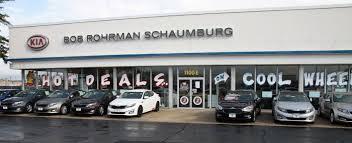 Kia In Kia Dealership Schaumburg Il Used Cars Bob Rohrman Schaumburg Kia