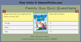 printable drugs quiz 1690 family guy quiz questions png