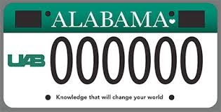 of alabama alumni car tag uab news uab knowledge that will change your world license