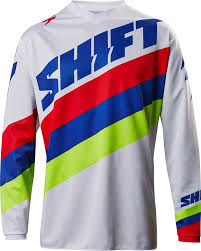 motocross gear nz shift white label tarmac jersey 2017 mx motocross off road atv