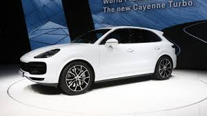 white porsche truck most expensive 2019 porsche cayenne turbo costs 166 310