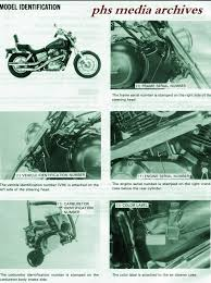 tech series honda shadow motorcycle tech guide phscollectorcarworld